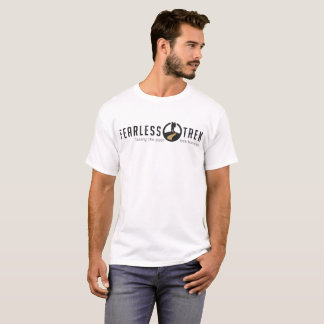 Ursprüngliche furchtlose Wanderung T-Shirt