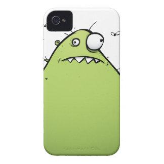 Ursprüngliche grüne Monster iPhone Abdeckung 4 u.  iPhone 4 Case-Mate Hüllen