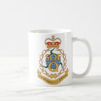 Ursprüngliche offizielle Wäscherei-Tasse Kaffeetasse