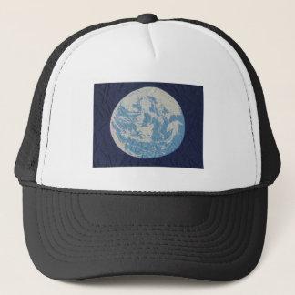 Ursprüngliche Tag der Erde-Flagge Truckerkappe
