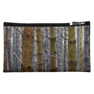 Ursprüngliche Western-Land-Tarnungs-Kiefern-Bäume Cosmetic Bag