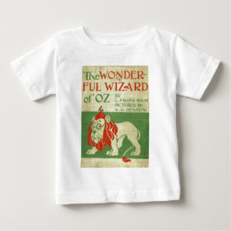 Ursprüngliche Zauberer- von Ozabdeckung Baby T-shirt