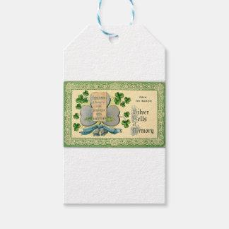 Ursprünglichen St Patrick TagesVintage Iren Geschenkanhänger