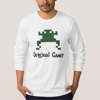 Ursprünglicher alte Schulgamer T-Shirt
