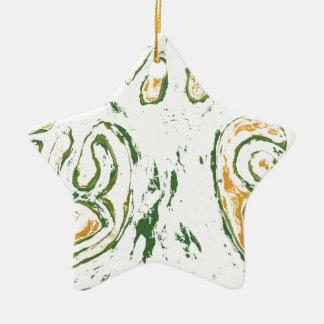 Ursprünglicher Baum Keramik Ornament