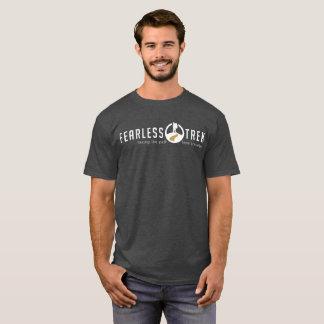 Ursprünglicher furchtloser Trek-T - Shirt