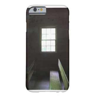 ursprünglicher Kirchenfenster-Telefonkasten Barely There iPhone 6 Hülle