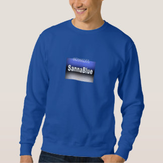 Ursprünglicher SannaBlue Schweiss-T - Shirt
