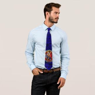 Ursprünglicher Yaqui Rotwild-Tänzerentwurf Krawatte