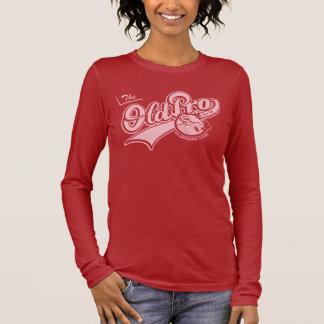 Ursprüngliches altes Pro (Rosa) Langarm T-Shirt