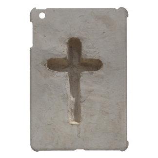 Ursprüngliches christliches Kreuz fertigen iPad Mini Hülle