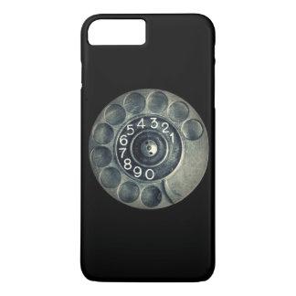 ursprüngliches Drehtelefon iPhone 8 Plus/7 Plus Hülle