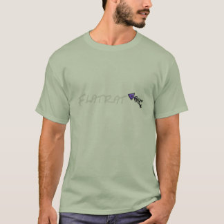 Ursprüngliches Flatrat Camouflage-Shirt T-Shirt