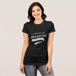 Ursprüngliches Singapur T-Shirt