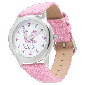 Ursula-Namenuhr Kunst des Armbanduhr