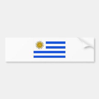 Uruguay Autoaufkleber