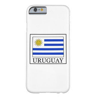 Uruguay Barely There iPhone 6 Hülle