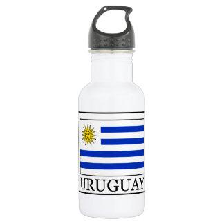 Uruguay Edelstahlflasche