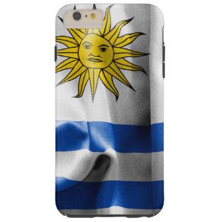 Uruguay-Flagge iPhone 6/6s plus Fall Tough iPhone 6 Plus Hülle