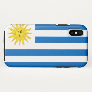 Uruguay iPhone X Hülle
