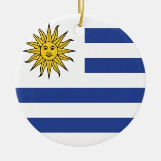 Uruguay Keramik Ornament