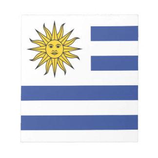 Uruguay Notizblock