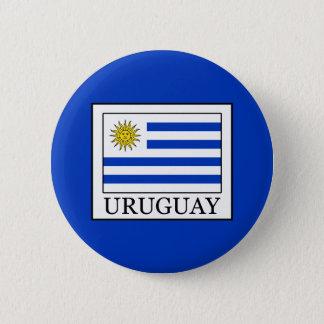 Uruguay Runder Button 5,7 Cm