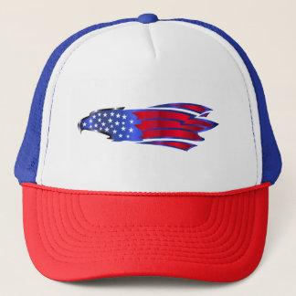 US Flagge-Adler Retromützen