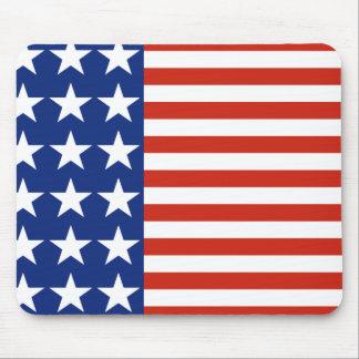 US Flagge AmericanaMousepad Mousepad