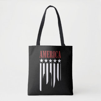 US Flagge-amerikanische Taschen-Tasche Tasche