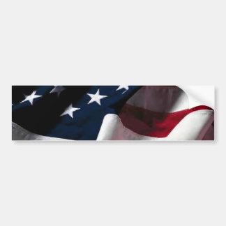 US-Flagge Autoaufkleber
