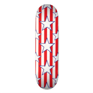 US Flagge Individuelles Deck