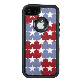 US Flagge OtterBox iPhone 5/5s/SE Hülle