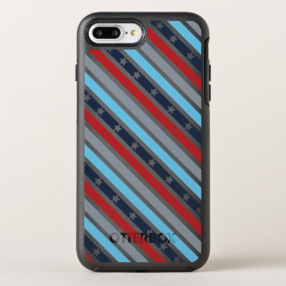 US Flagge OtterBox Symmetry iPhone 8 Plus/7 Plus Hülle