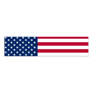 US-Flagge Serviettenband