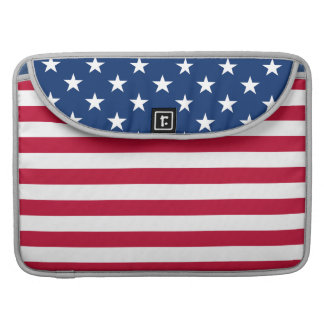 US Flagge Sleeve Für MacBook Pro