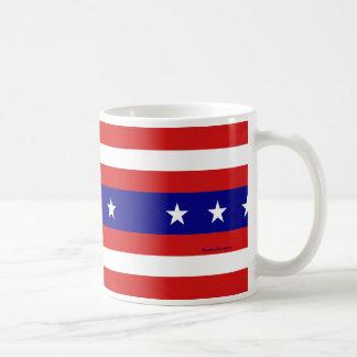 US Flagge-Tasse Tasse