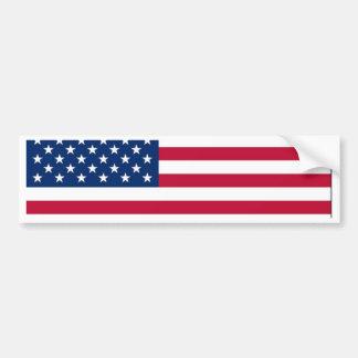 US-Flaggen-US Flagge Autoaufkleber