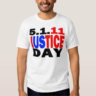 US-GERECHTIGKEITS-TAG 5/1/2011 - bin Laden tot T Shirts