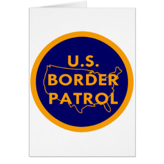 US-Grenzschutz #2002 Karte