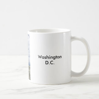 US-Hauptstadt unter dem Sun Kaffeetasse