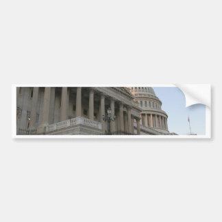 US-Hauptstadts-Gebäude-Sonnenuntergang Autosticker