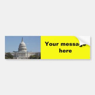 US-Kongress-Autoaufkleber Autoaufkleber