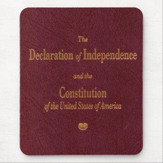 US-Konstitution Mousepad
