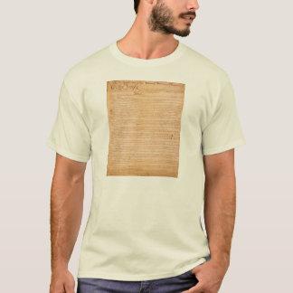 US-KONSTITUTION Reihe T-Shirt