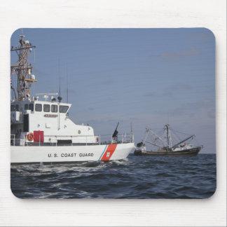 US-Küstenwache-Schneider-Speerfisch patrouilliert Mousepad
