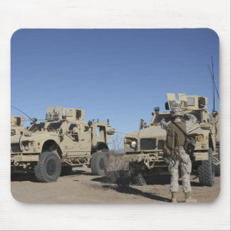 US-Marinesoldaten Mousepad