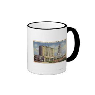 US Post, Rathaus u. bundesstaatliches Gebäude Ringer Tasse