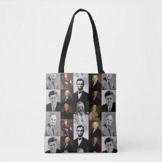 US Präsidenten Plus Hamilton und Tasche