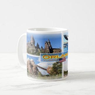 US USA - Florida - Orlando - Kaffeetasse